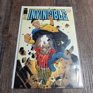 Invincible 25 Image Comics Low Print. Amazon Prime Show.