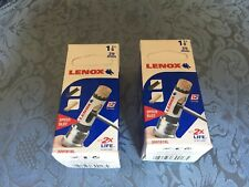New Lenox 1-1/8' (29mm) Speed Slot 3001818L (Qty of 2)