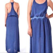 New With Tags! $118 Retail! Size Small Betro Simone Maxi Blue Dress Lot2368