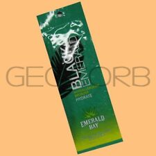 EMERALD BAY EMERALD BAY BLACK EMERALD BRONZER PACKET TANNING BED LOTION SAMPLE