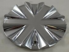 Pinnacle Wheels Chrome Custom Wheel Center Cap Caps # H13800B / New on Shelf!!