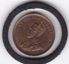 Canada  1936  One  Cent  Coin