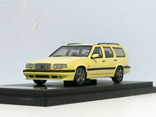 1/43 HPI Racing Volvo 850 T5-R Gul Yellow