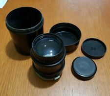 Jupiter 9 2/85mm lens USSR