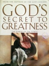 GOD'S SECRET TO GREATNESS THE POWER OF THE TOWEL