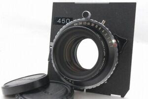 Rare Fuji Fujinon C 450mm f/12.5 f 12.5 Lens w/Copal 0 Board *640390