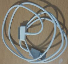 100% Quality: For-Apple; i-phone- 4S, 4, 3GS; i-pad-2 USB charger cable