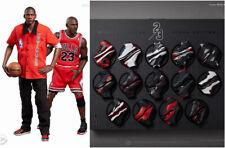 ENTERBAY 1/6 RM-1082 NBA MICHAEL JORDAN AWAY FINAL LIMITED EDITION 2 PACK FIGURE