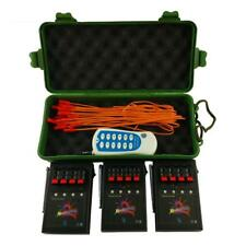 Wireless 12CH Fireworks Firing System+Remote with Switch Electric Igniter for Pa