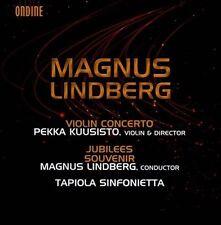 Lindberg: Violin Concerto; Jubilees; Souvenir, New Music