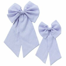 NEW MY TWINN Matching Lilac Hair Bows For Girl and Doll NIP Hairbow