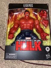 Marvel Legends RED HULK Deluxe Figure Hasbro Target Exclusive Incredible New