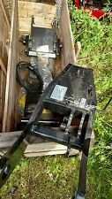 NEW HOLLAND Case Farmall plow Quick hitch + Sub frame #715423056, 716437056