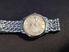 Original Swiss LONGINES Les Grandes Classiques Automatic Watch with Golden Dial