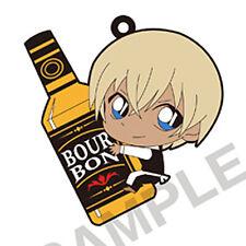 Case Closed Detective Conan Amuro Tooru Pitacolle Rubber Phone Strap