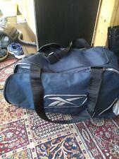 REEBOK  Large Sports  Holdall Gym Travel Kit Bag , Grips, Shoulder Strap, Wheels