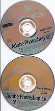 Adobe Photoshop 5.0 Mac Upgrade and training CDs
