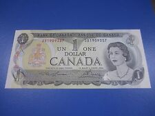 1973 Canada $1 Dollar Paper Bank note Uncirculated
