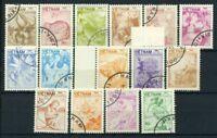 Vietnam 1984 Mi. 1529-1543 Usato 100% Natura