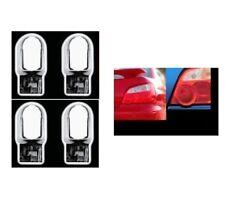 ULTRA silvertec senza cappuccio Indicatore Lampadine Argento ma Flash Arancione T20 BU582S 2 Paio
