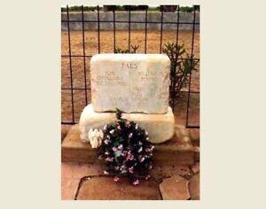 Billy the Kid Grave PHOTO William Bonney REGULATORS Gang Members Tombstone