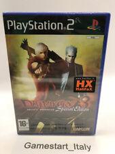 Devil May Cry 3 Special Edition Sony PS2 Español Seminuevo