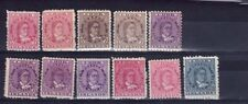 Victoria (1840-1901) Mint Hinged British Multiples Stamps
