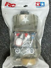 New Tamiya Wild Willy 2 XB RTR Body Shell Factory Assembled & Finished! 8085292