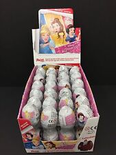 Disney Princess Surprise Eggs in Toy & Chocolate For Girl -6 x Eggs