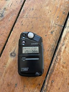Sekonic Flashmate L-308S Light Flash Meter Excellent Condition