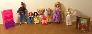 Mixed Lot of Girl Small Toys