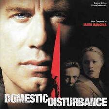 Mark Mancina Domestic Disturbance Original Soundtrack Album 2001 Varese CD