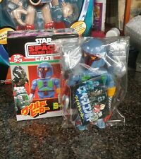 StarCase Star Wars Boba Fett Space Convoy Series MiB Popy KO Scum Hunter Sofubi