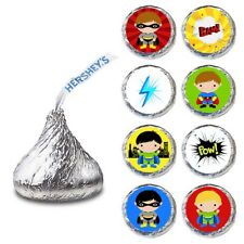 Under Construction Dump Truck Label for HERSHEY/'S KISSES/® chocolates Set of 240 Candy Stickers