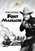 Fort Massacre [New DVD] Mono Sound, Widescreen