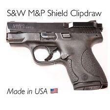 Original Clipdraw for Smith & Wesson M&P Shield SHLD-B +GLOCK PROMO!