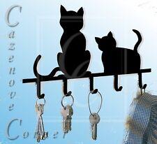 Key Hanger CATS - 5 Hooks