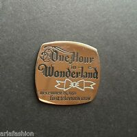 Countdown to the Millennium Series #8 One Hour in Wonderland Disney Pin 376