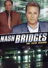 Nash Bridges: Complete Season 5, Good DVD, ,