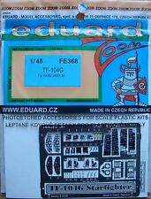 EDUARD ZOOM FE368 Detail Set for Hasegawa® Kit TF-104G in 1:48