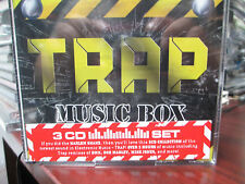 TRAP Music Box 3 Cd Set  Harlem Shake Dubstep / Electro Dance House Music