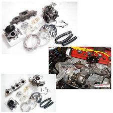 94-02 Honda Accord f23 2.3l t3 .48 Turbo Charger Set Up Kit (300hp+)