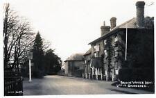 Little Gaddesden Bridge Water Arms Pub Nr Berkhampstead unused RP old pc Good