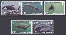 1998 GB ISLE OF MAN YEAR OF THE OCEAN SET OF 5 MNH/MUH FINE MINT