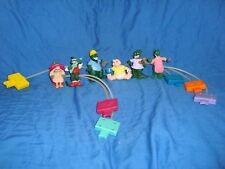 Disneys Dinosaurs Sinclair family Mcdonalds 6pc Lot