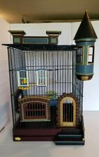 rf Bird Cage - Featherstone Heights Victorian Cage