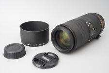 *Mint* Nikon AF Micro Nikkor 70-180mm f4.5-5.6 f/4.5-5.6 D ED Macro Lens, AF-D