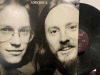America – Silent Letter LP 1979 Capitol Records – SO-11950 EX/NM