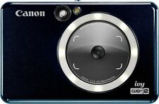Canon - Ivy CLIQ+2 Instant Film Camera - Midnight Navy