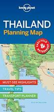 Lonely Planet - Lonely Planet Thailand Planning Map